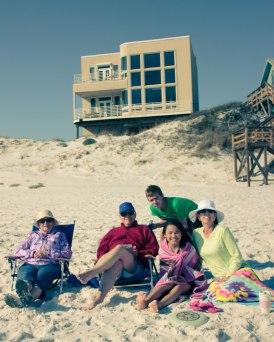 zoe beach pics