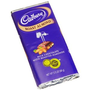 Cadbury Roast Almond