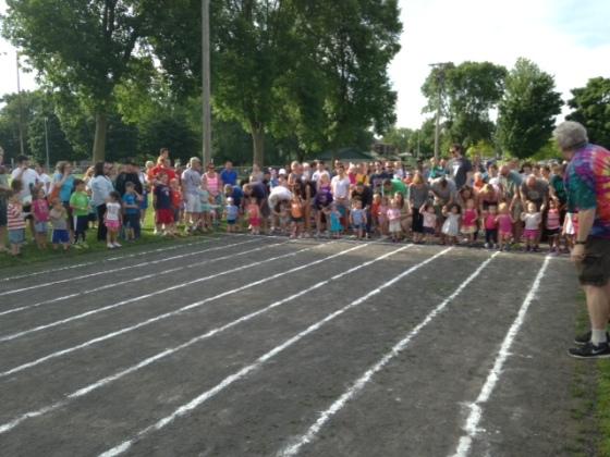 Rochester Track Meet